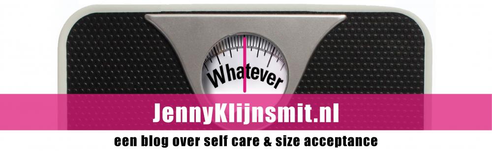Een blog over self care en size acceptance
