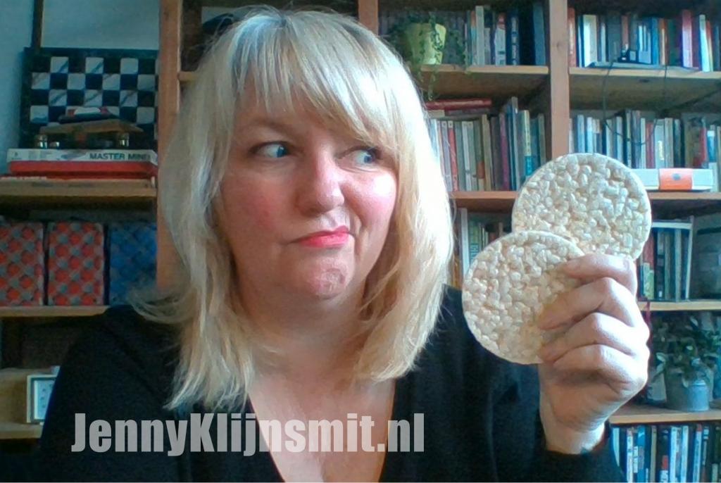 Jenny Klijnsmit rijstwafels