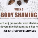 WEEK #2 Body Shaming
