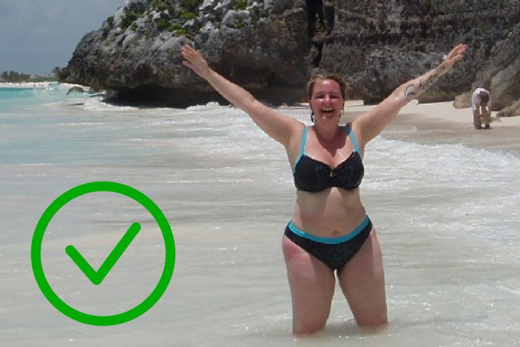 Wereld Obesitas Dag - Goed geklede dikke mensen